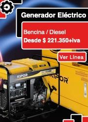 GENERADORES ELECTRICOS - SAMO