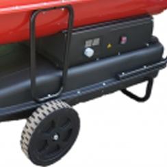 Turbo Calefactor Diesel 80 Kw Indirecto