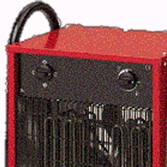 Turbo Calefactor Eléctrico 15 Kw