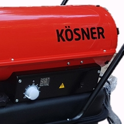 Turbo Calefactor Diesel 30 Kw