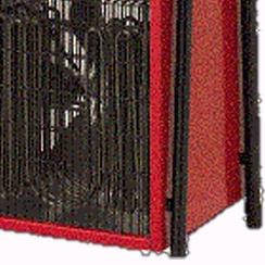 Turbo Calefactor Eléctrico 9 Kw