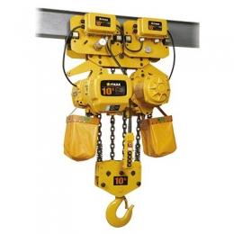TECLE ELECTRICO CON CARRO 10 TON Y 6 METROS. 380V
