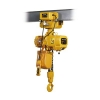 TECLE ELECTRICO CON CARRO 2 TON Y 6 METROS. 220V