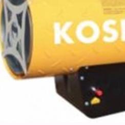 Turbo Calefactor Gas 15 Kw