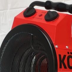 Turbo Calefactor Eléctrico 3 Kw