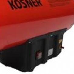 Turbo Calefactor Gas 50 Kw